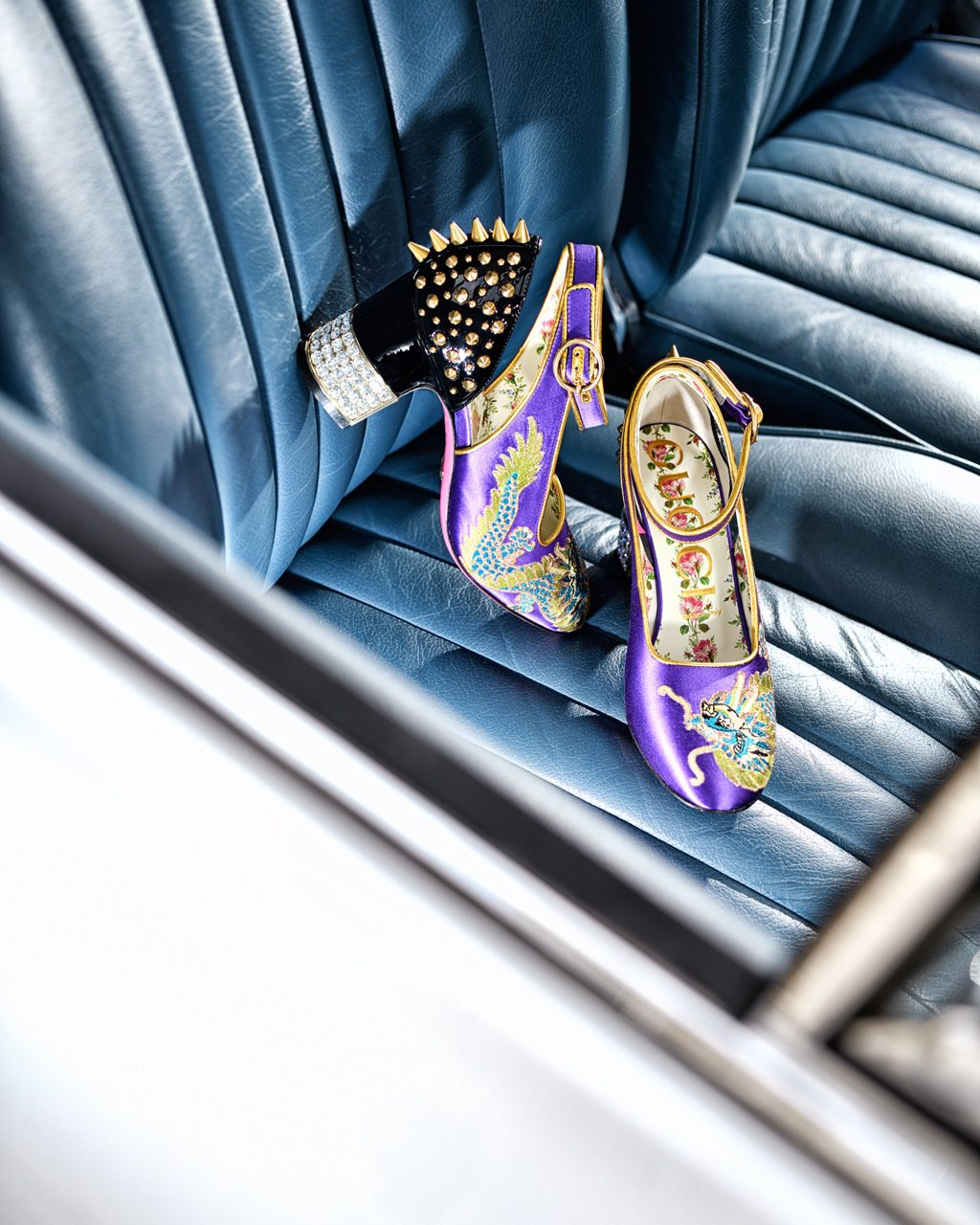 Sabine-Scheer-automotivephotography-stilllife-shoes-gucci-porsche